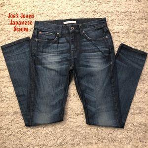 Joes Jeans Japanese Denim Slim Fit Jeans